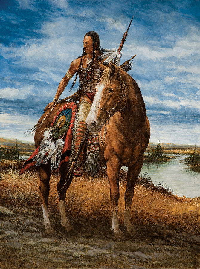 Cheyenne Indian