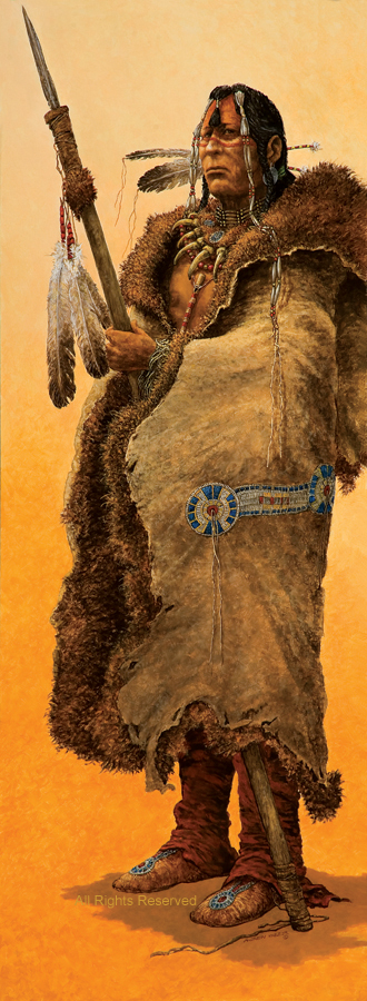 Mandan Indian